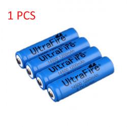 Ultafire 14500 3.7V 1200mAh Li-ion Rechargeable Battery 1PC