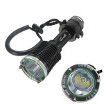 UltraFire CREE XML T6 Mirror Reflector LED Flashlight Flashlight