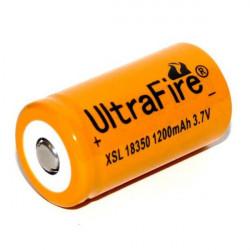 Ultra XSL 18350 3.7V 1200mAh Li Ionen Akku 1PCS