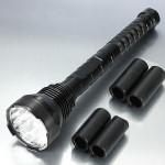 Ultra 15x CREE XM-L T6 Super Bright 18000LM LED Ficklampa Ficklampor