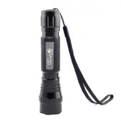 Ultrafire 510B 395 UV Lila Ljus 3W LED Ficklampa