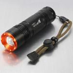Ultrafire CREE XM-L T6 2100LM 5 Modes Zoomable LED Flashlight Flashlight