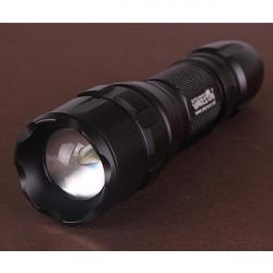 Warsun FX700 CREE XM-L T6 5modes Zoomable Mini LED Flashlight