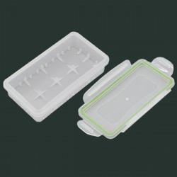 Wasserdichte Schutz Batterie Speicher Hülle für 2x18650,4x16340