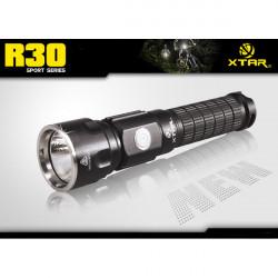 XTAR R30 CREE XM L2 U2 1000LM 6 Modi Wiederaufladbare LED Taschenlampe