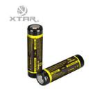 XTAR XTVTC4 25A Strömslukande 2200mAh IMR Uppladdningsbart 18650 Batteri Ficklampor