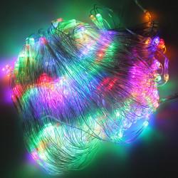 200 LED Flerfärgade Web Net Fairy Vattentät Lätt 2Mx3M