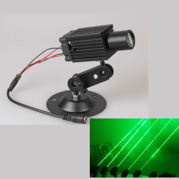 3V 532nm 5 MW Grøn Beam Laser Modul for Stage Positionering Laserpointers