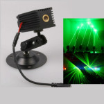 3V 532nm 5MW Green Beam Laser Module For Stage Positioning Lasers