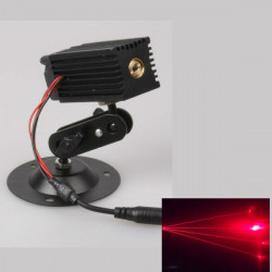 3V 650nm 5mW Rød Beam Laser Modul for Stage Positionering