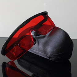 405nm 445nm 532nm Anti-Blue-Viole Light Laser Goggles With Bag