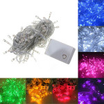 50M 500 LED String Fairy Light Christmas Wedding Party Festival 110V Holiday Lights