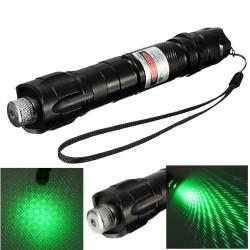 532nm 5mW Lys Star Cap Super Range Grøn Lys Laser Pointer Laserpenne