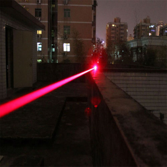 650nm 5mw USB Charging 5 Patterns Red Green Laser Pointer 2021