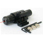 650nm Adjustable Aiming Collimator Red Laser Sight(1mw,5mw) Lasers