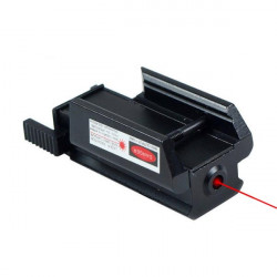 650nm Picatinny Weaver Rail Mount 20MM Red Laser Sight(1mw,5mw)