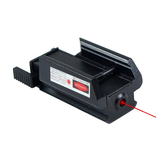 650nm Picatinny Weaver Rail Mount 20MM Red Laser Sight(1mw,5mw) Lasers