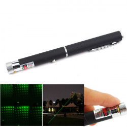 Astral Starfall 532nm Grøn Beam Pen Form Laser Pointer Laserpenne (1 MW, 5mw)