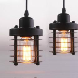 E27 40W Single Head Balkon Lampe Retro Industriedroplight 110 240V