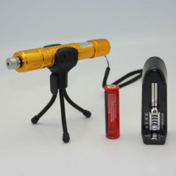 LT 05 5 Muster Zoomable grünes Licht Laser Zeiger 532nm (1/5 MW)