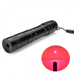 LT-08.882 Justerbar Burning 5mw 650nm Röd Laserpekare 1 * 16340