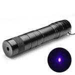 LT 08883 Einstellbare Brenn 5mw 405nm lila Laser Pointer 1 * 16340 Laser