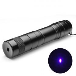 LT-08.883 Justerbar Burning 5mw 405nm Lila Laserpekare 1 * 16340