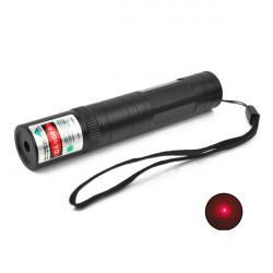 LT-850 650nm Röd Ljus Laserpekare Ficklampa 1 * 16340 1MW / 4MW / 5mW
