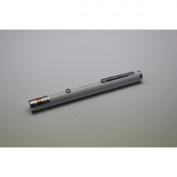 LT-ZS002 USB Charge 532nm Green Laser Pointer White(1mw/5mw)