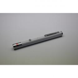 LT-ZS002 USB Charge 532nm Grön Laserpekare Vit (1MW / 5mW)