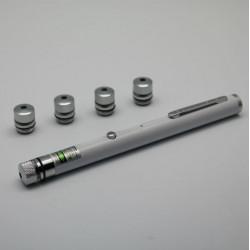 LT ZS05 532 5 Patterns USB Charge grünen Laserpointer (1/5 MW)