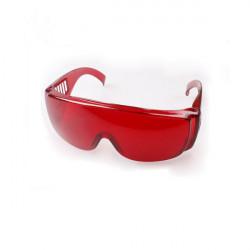 Red Laser Skyddsglasögon för 532nm Grön Ljus Laserpekare