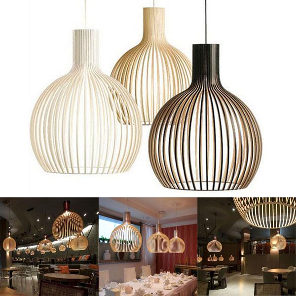 Simple Modern Iron Birdcage Pendant Light Bedroom Restaurant Lamp 220V Lighting Chandeliers