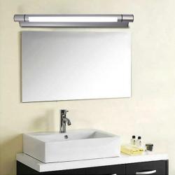 12W Aluminium Vandtæt Tube Spejl Lamp Hjem Badeværelse Væglampe
