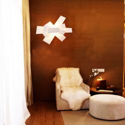 350mm White Foscarini Big Bang Wall Lamp Sconces Ceiling Lamp Light
