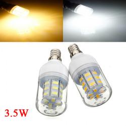 3.5W E12 weißes / warmes Weiß 5730SMD 27 LED Mais Glühlampe 24V
