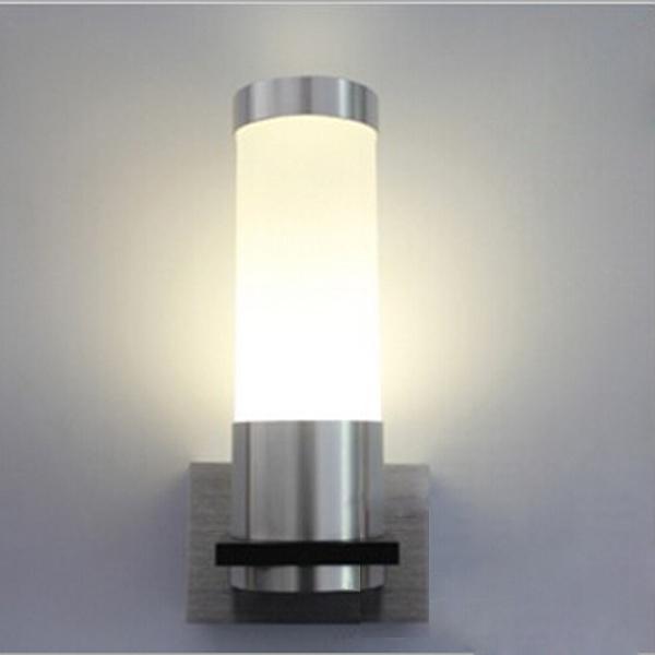 3W Aluminum Tube Type LED Væglampe Up And Down Side Indendørs Lys Væglamper