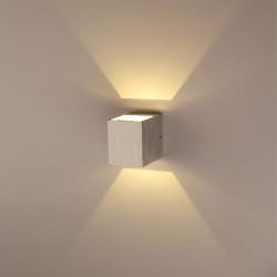 3W nach oben und unten Side Aluminium Platz LED Wand Licht 220 240V