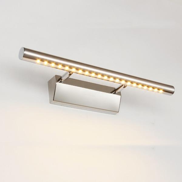 5W / 7W Varm Hvid LED Væglampe Spejl Front Badeværelse Lamp 85-265V Væglamper