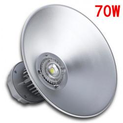 70W White/Warm White LED High Bay Light Industrial Lighting 110-220V