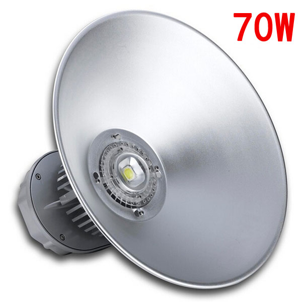 70W Vit / Varmvit LED Hög Bay Ljus Industribelysning 110-220V LED-lampor