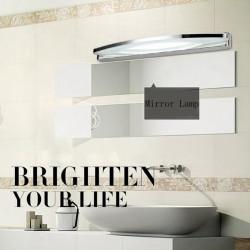 8W Moderne LED Vandtæt Anti-dug Spejl Væglampe Til Hjem Badeværelse