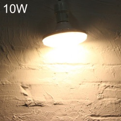 B22 10W 20 SMD 5730 Warm White/White LED Light Bulb AC 220V