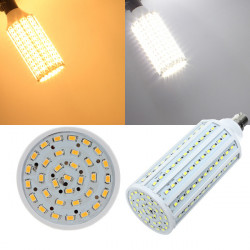 B22 40W White/Warm White 5630 SMD 165 LED Corn Light 220V