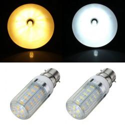 B22 4.5W weißes / warmes Weiß 36 SMD 5730 LED Mais Glühlampe 220V