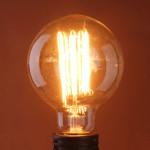 B22 60W 110 / 220V G125 Glühlampen Globe Retro Edison Glühlampe LED Lampen