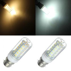 B22 7W Weiß / Warm White 5730 SMD 36 LED Mais Licht Lampen Birnen 220V