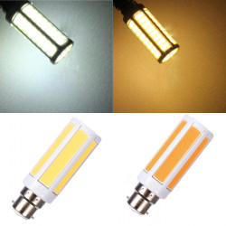 B22 White/Warm White 7W Corn Bulb Lamp 108 LED Bright Light 85-264V