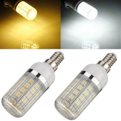Dimmable E14 7W Cool/Warm White 5050 SMD 36LED Corn Bulb 220-240V