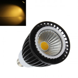 Dimmable E14 LED 7W COB Spot Down Light Warm White Bulb 220V